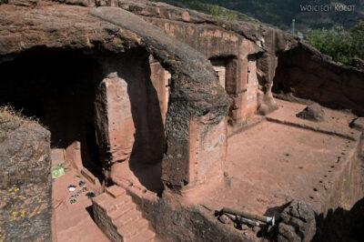 Et16205-Lalibela-górny komplek świątynny