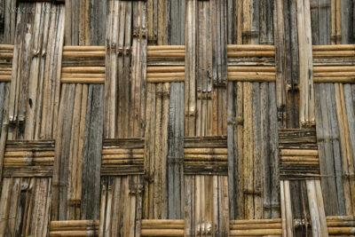 Et21047-W wiosce Dorze-bambus