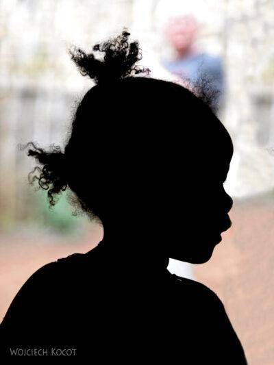 Et21078-W wiosce Dorze-dzieci