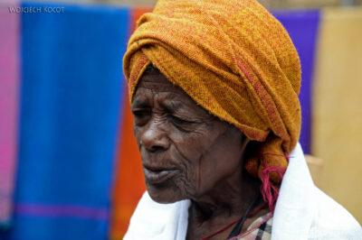 Et21134-W wiosce Dorze-ludzie