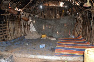Et23102-Wioska Omorate plemienia Dasenech-domy