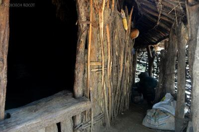 Et23186-Wioska plemioenia Tsmai-domy