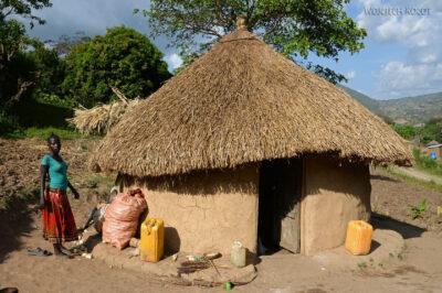 Et23251-Wioska plemienia Aari-domy