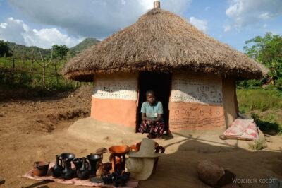 Et23272-Wioska plemienia Aari-domy