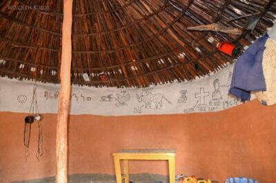 Et23274-Wioska plemienia Aari-domy