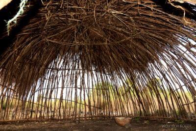 Et24092-Korokoro-Wioska plemienia Mursi-domy