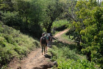 Et24203-W wiosce Gamole plemienia Konso