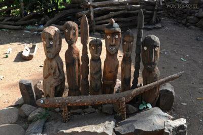 Et24218-W wiosce Gamole plemienia Konso