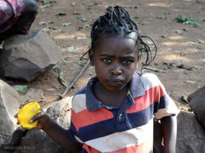 Et24229-W wiosce Gamole plemienia Konso