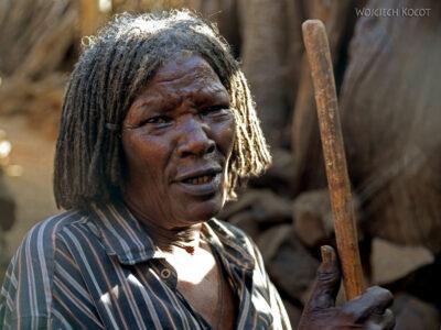Et24232-W wiosce Gamole plemienia Konso