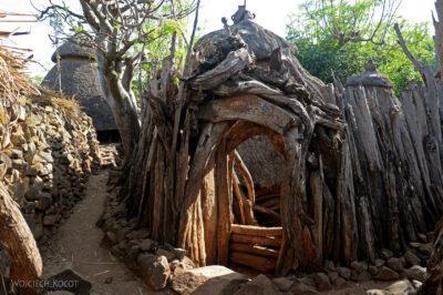 Et24235-W wiosce Gamole plemienia Konso