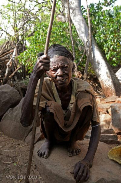 Et24266-W wiosce Gamole plemienia Konso
