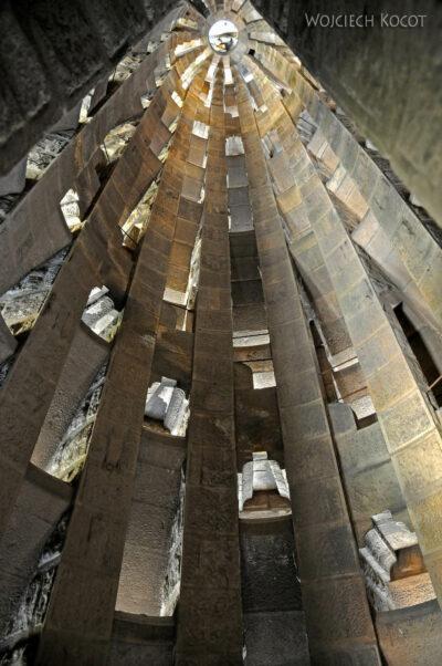 Basz017-La Sagrada Familia-w wieżach zachodnich