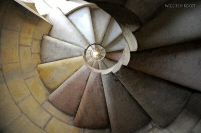 Basz022-La Sagrada Familia-w wieżach zachodnich