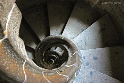Basz023-La Sagrada Familia-w wieżach wschodnich