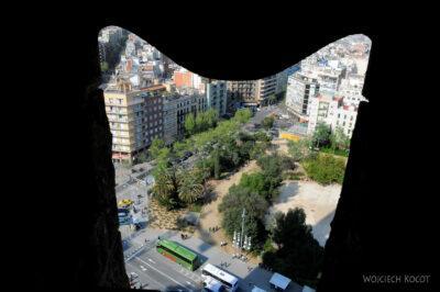 Basz026-La Sagrada Familia-w wieżach wschodnich
