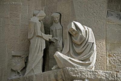 Basz085-La Sagrada Familia-fasada Męki Pańskiej-zachodnia