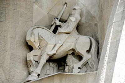 Basz095-La Sagrada Familia-fasada Męki Pańskiej-zachodnia