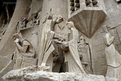 Basz099-La Sagrada Familia-fasada Męki Pańskiej-zachodnia