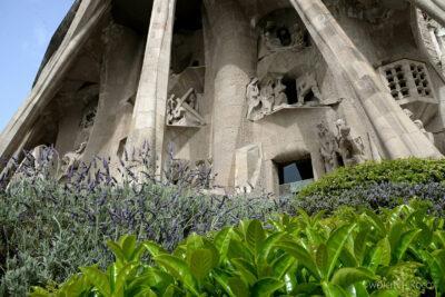 Basz108-La Sagrada Familia-fasada Męki Pańskiej-zachodnia