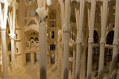Basw088-La Sagrada Familia-makieta