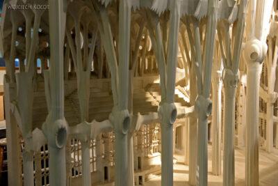 Basw089-La Sagrada Familia-makieta