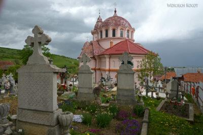 sdn007-Purcareni-Cerkiew na cmentarzu