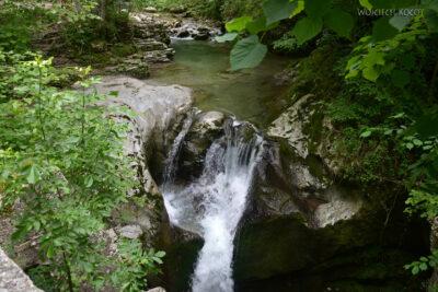Toh006-do wodospadu Kozjak